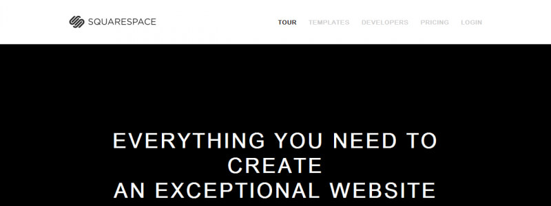 Squarespace - Et Wix-alternativ