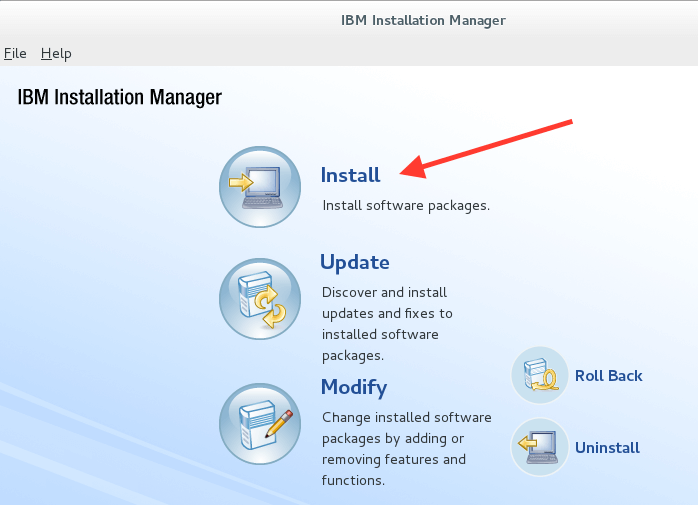 ibmim-install